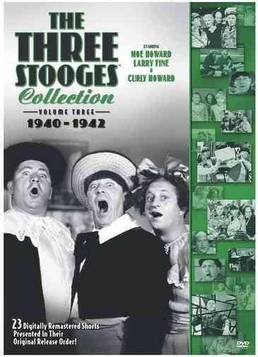 Three Stooges Collection: 1940-1942 (DVD)