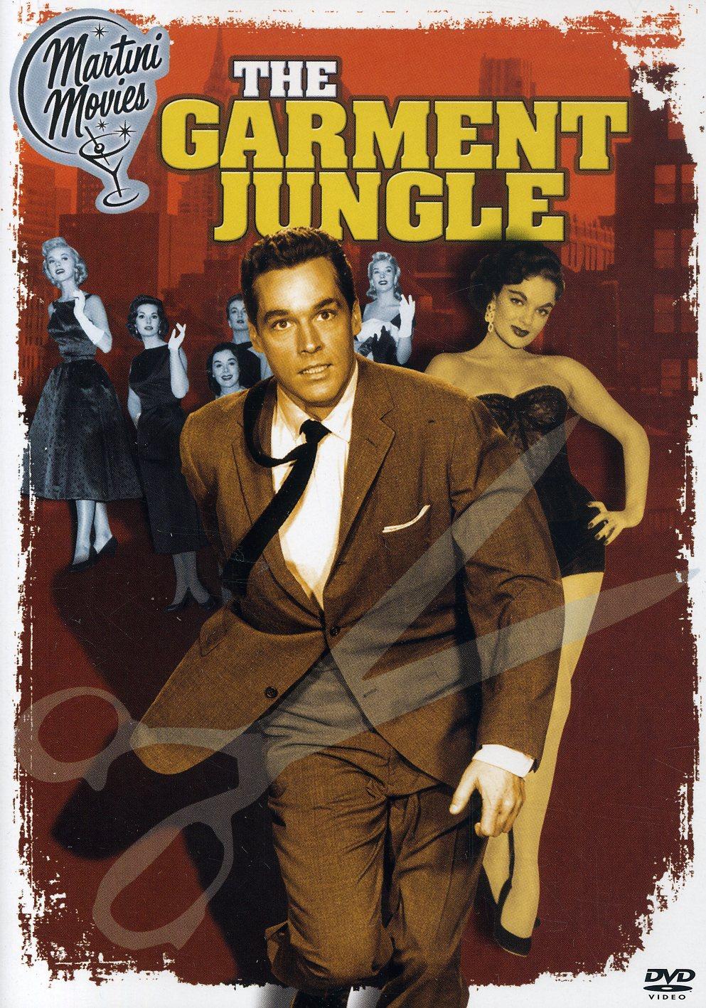 The Garment Jungle (DVD)