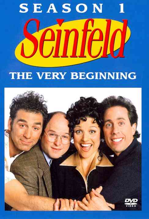 Seinfeld: Season 1 (DVD)
