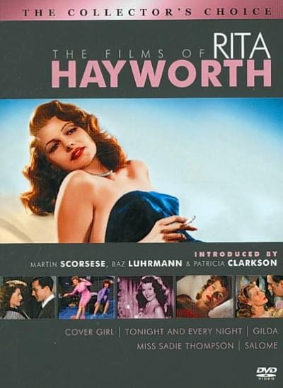 The Rita Hayworth Film Collection (DVD)