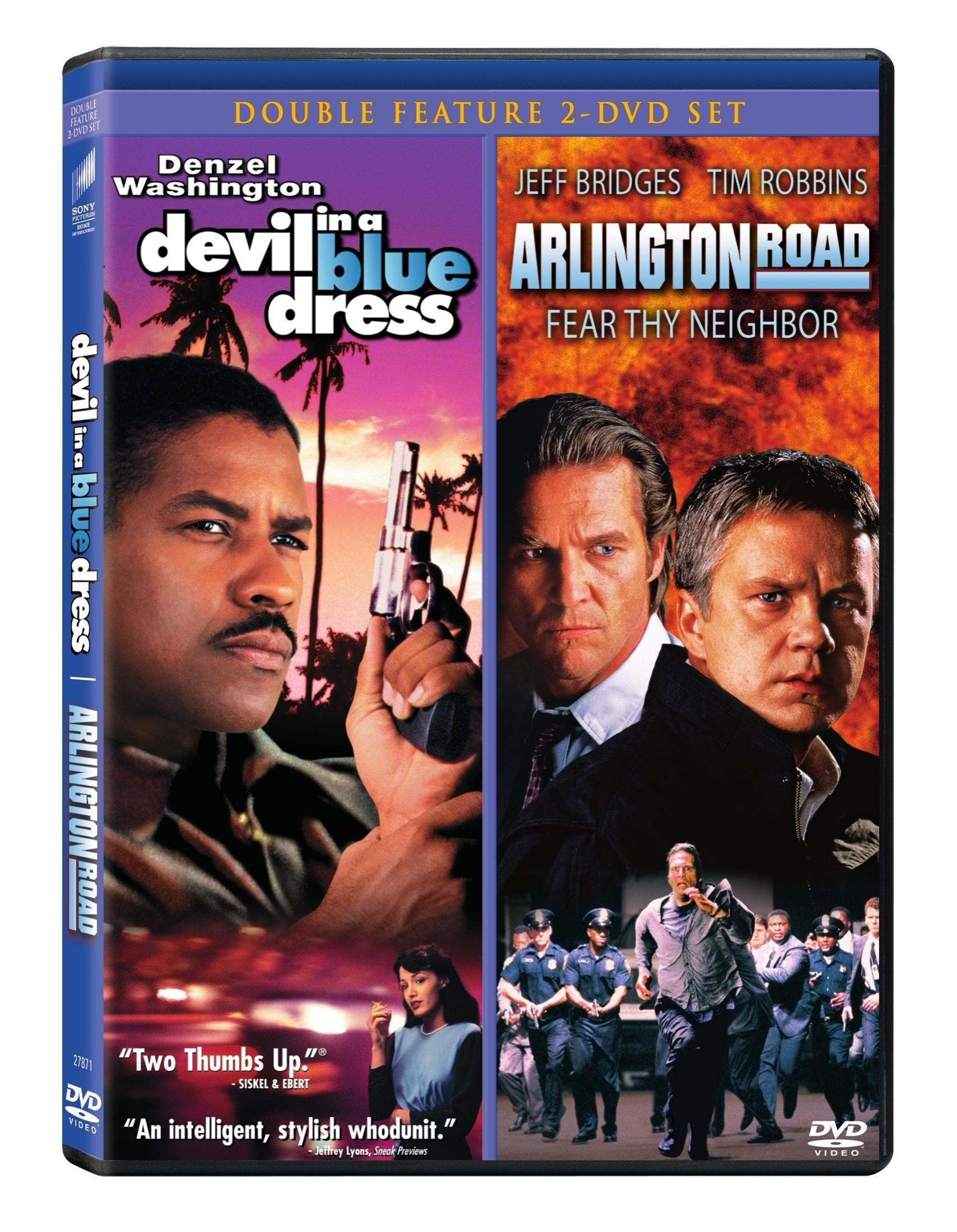 Devil In A Blue Dress/Arlington Road (DVD)