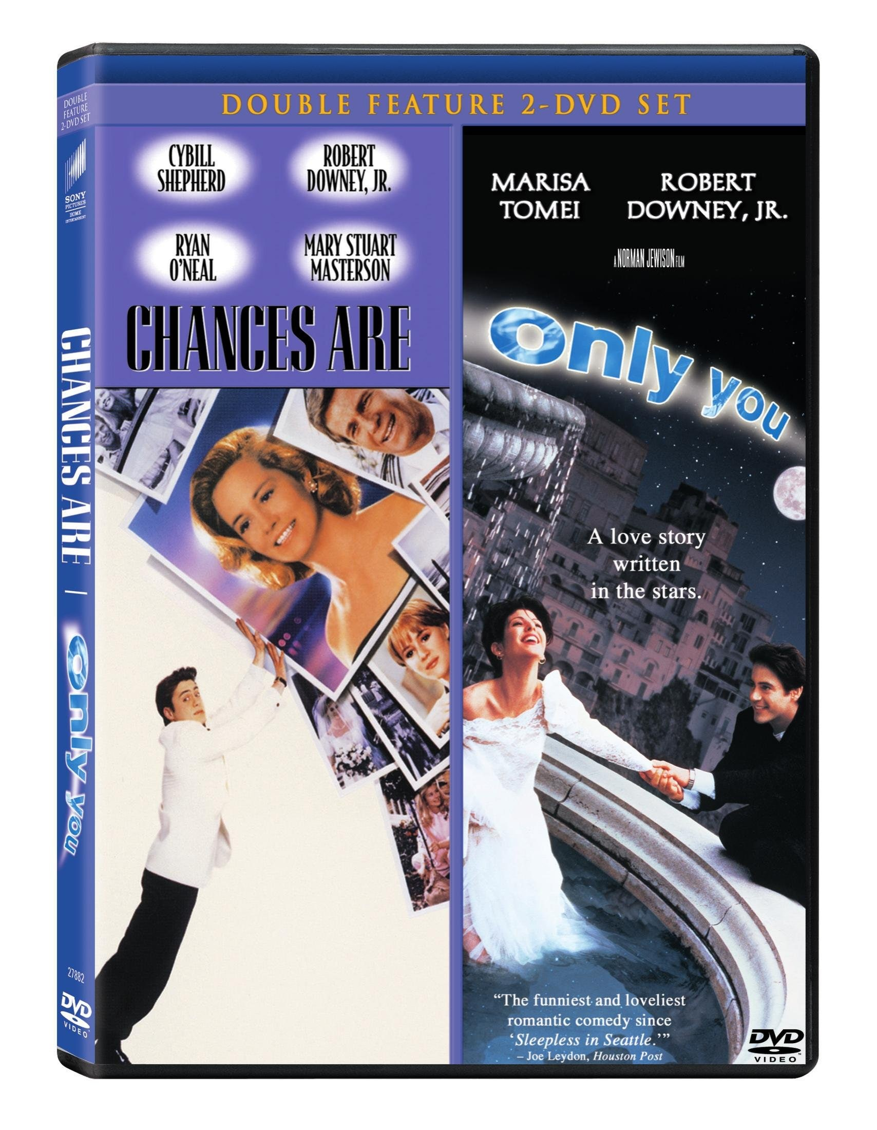 Chances Are/Only you (DVD)