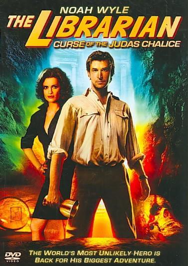 Librarian 3: Curse of The Judas Chalice (DVD)