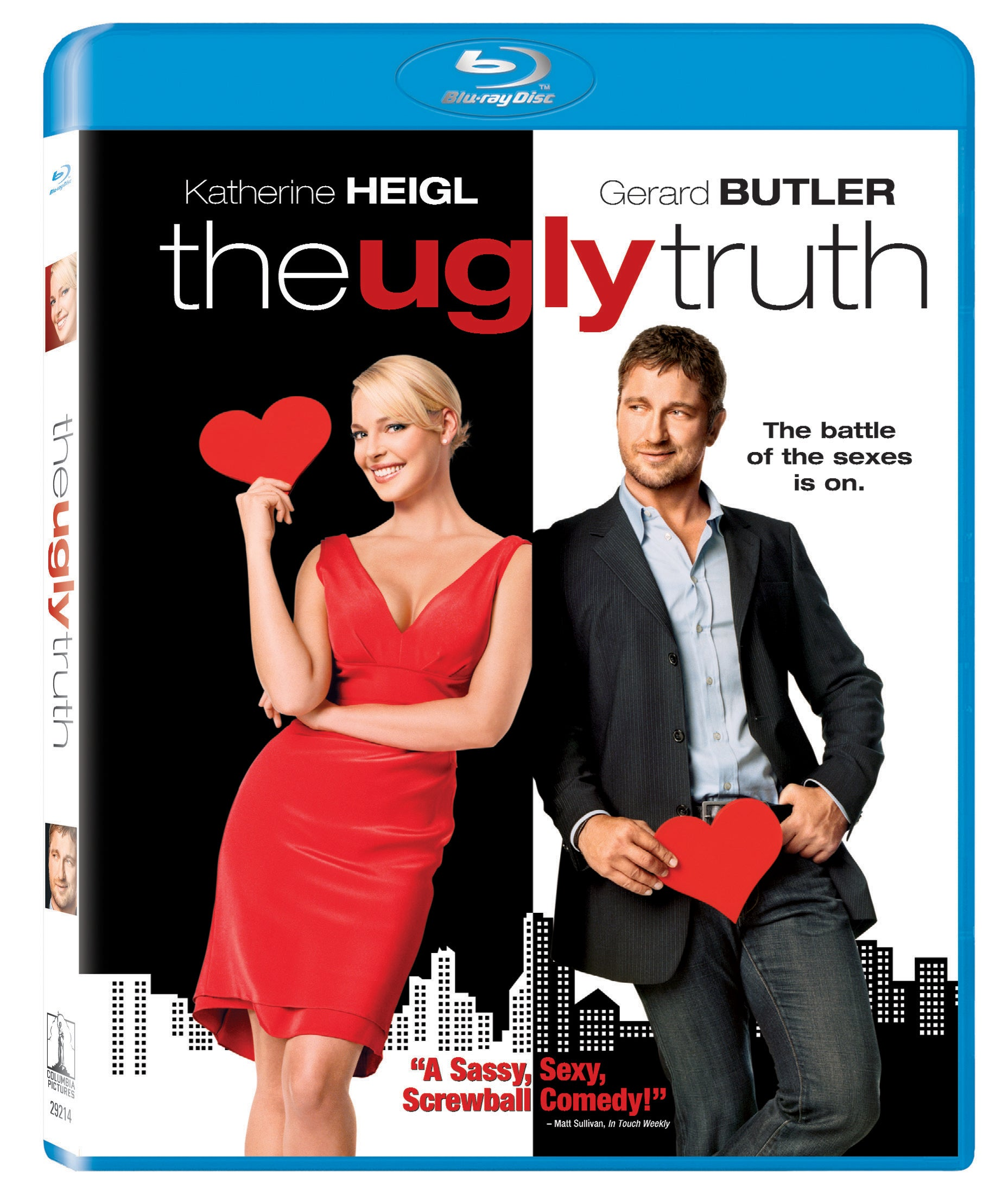 The Ugly Truth (Blu-ray Disc)