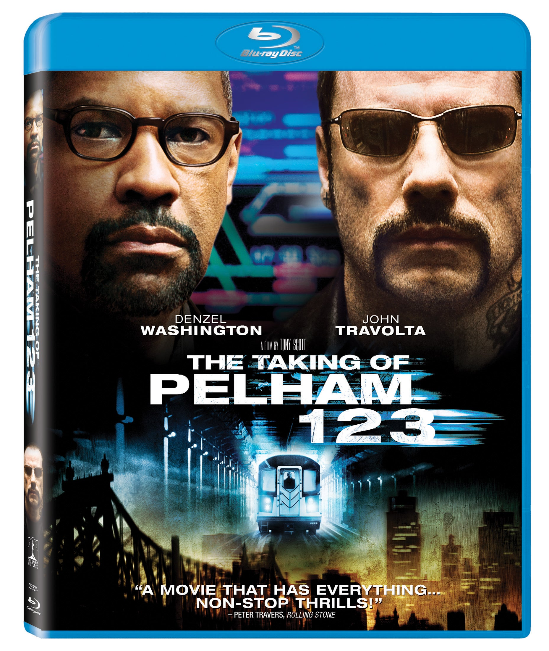 The Taking of Pelham 123 (Blu-ray Disc)