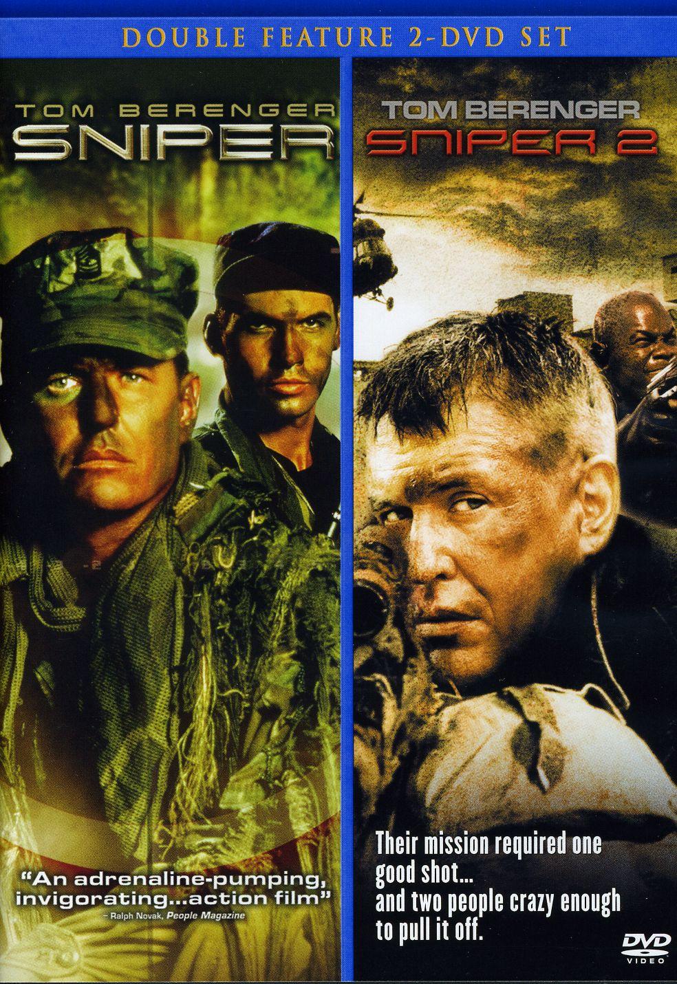 Sniper/Sniper 2 (DVD)