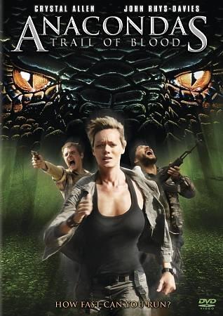 Anacondas: Trail of Blood (DVD)