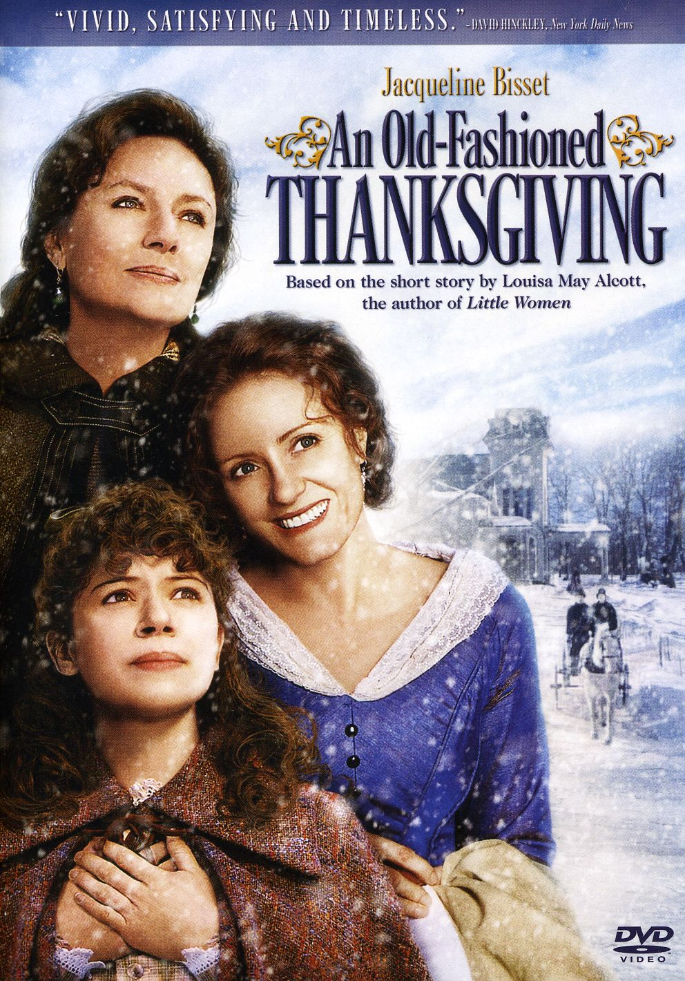 An Old Fashioned Thanksgiving (DVD)