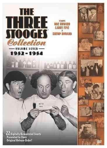 The Three Stooges: The Collection 1952-1954 (DVD)