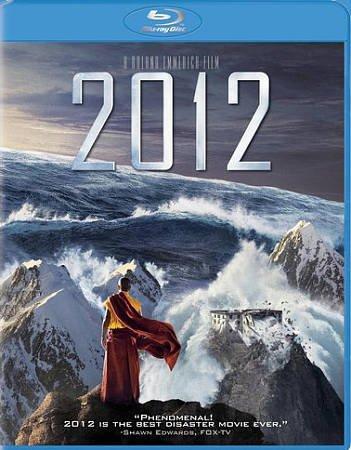 2012 (Blu-ray Disc)