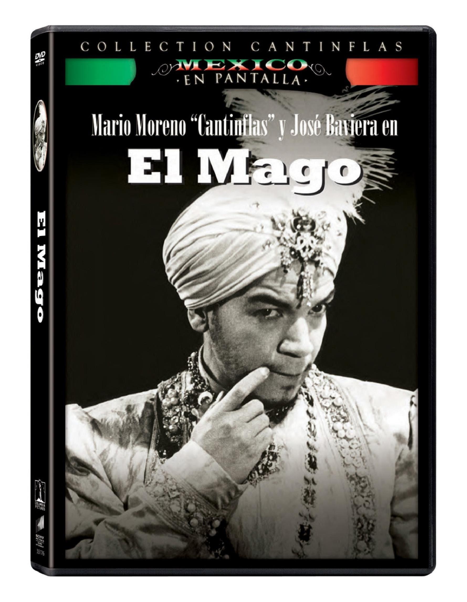 El Mago (DVD)