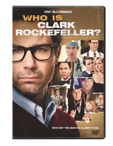 Who Is Clark Rockefeller? (DVD)