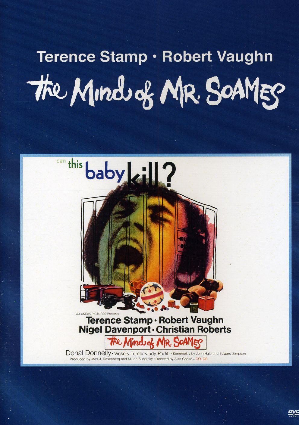 The Mind of Mr. Soames (DVD)