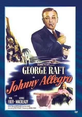 Johnny Allegro (DVD)