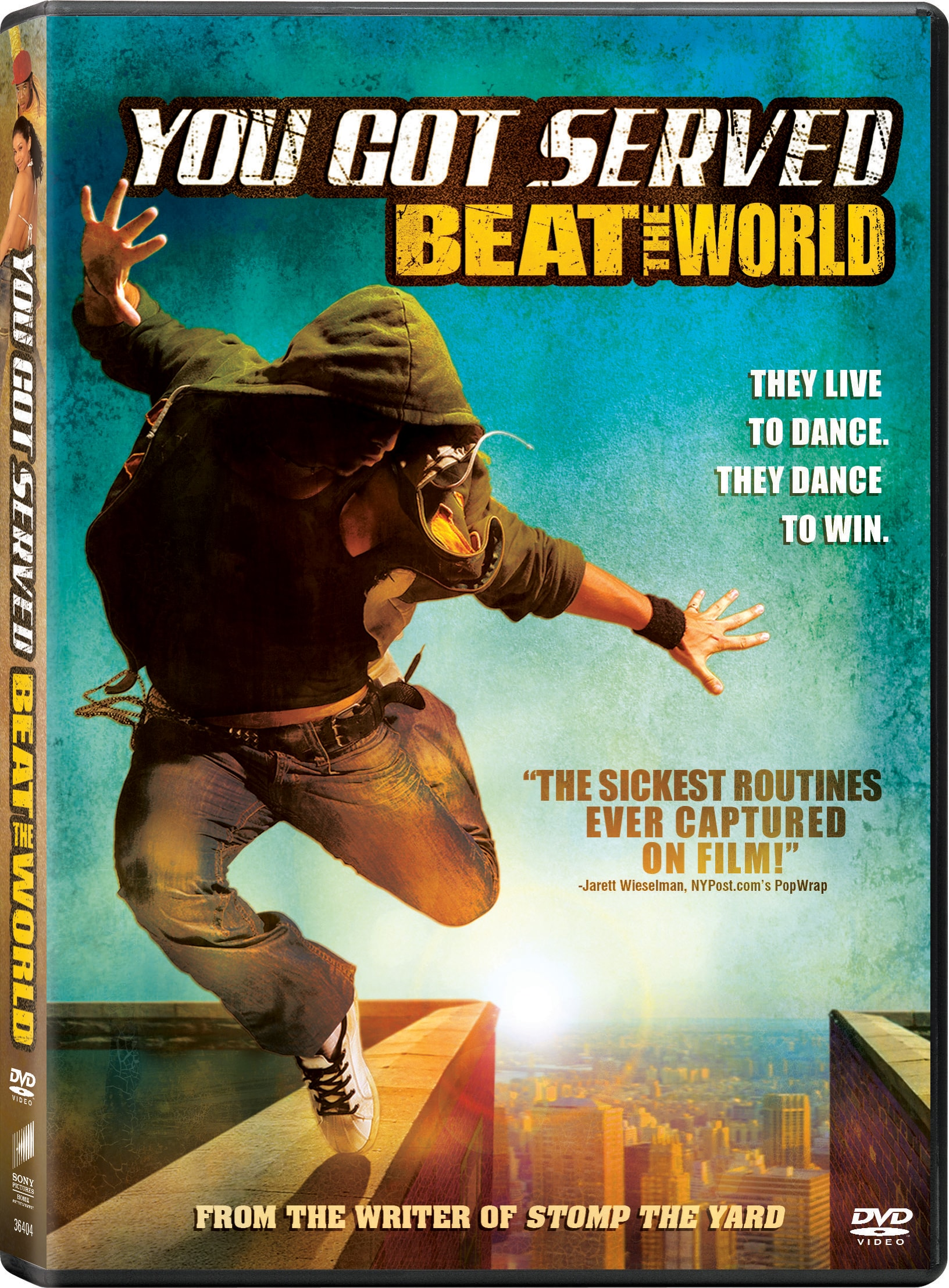 You Got Served: Beat The World (DVD)