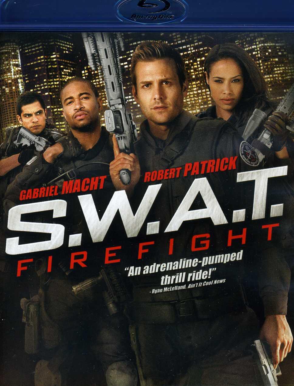 S.W.A.T.: Firefight (Blu-ray Disc)