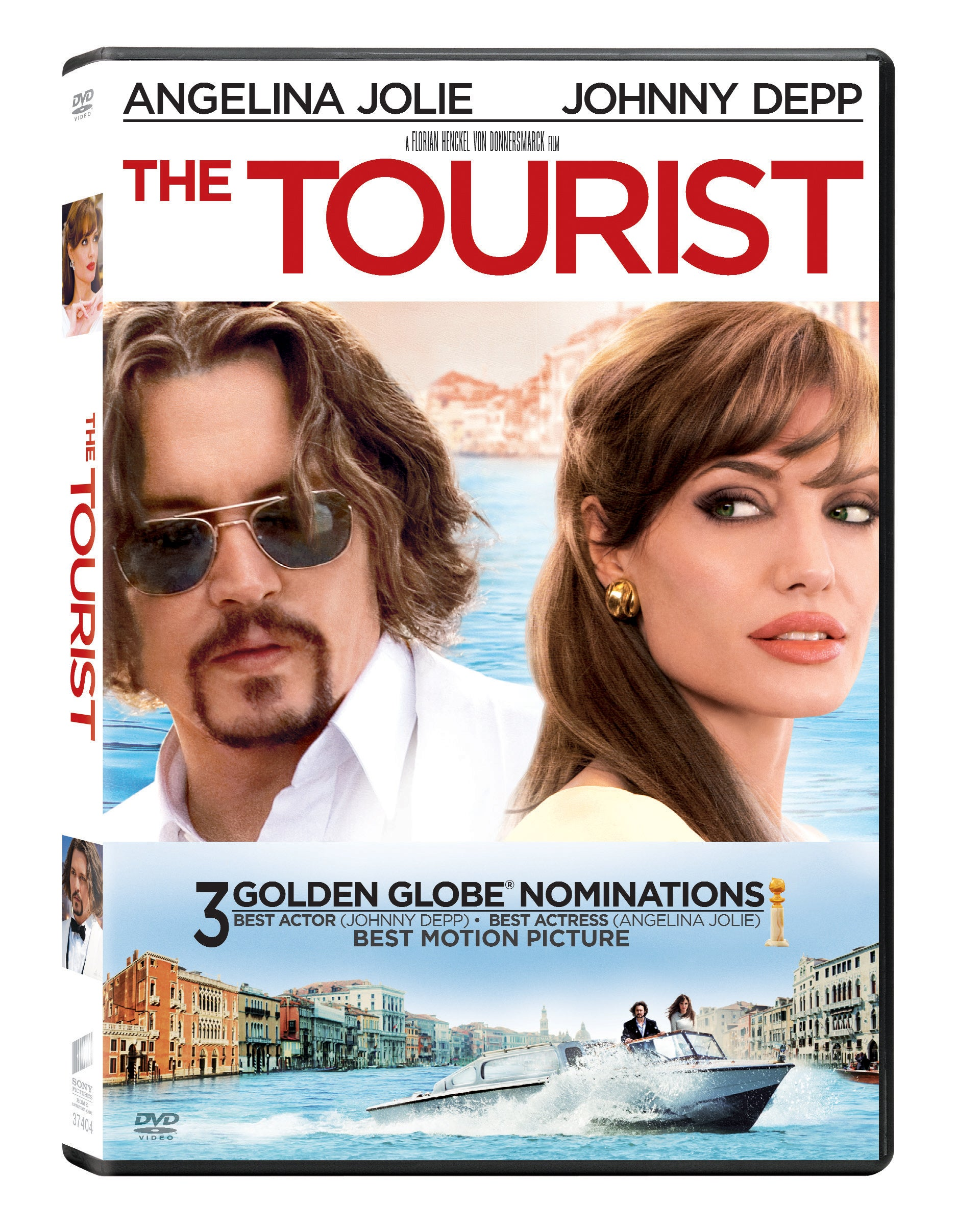 The Tourist (DVD)