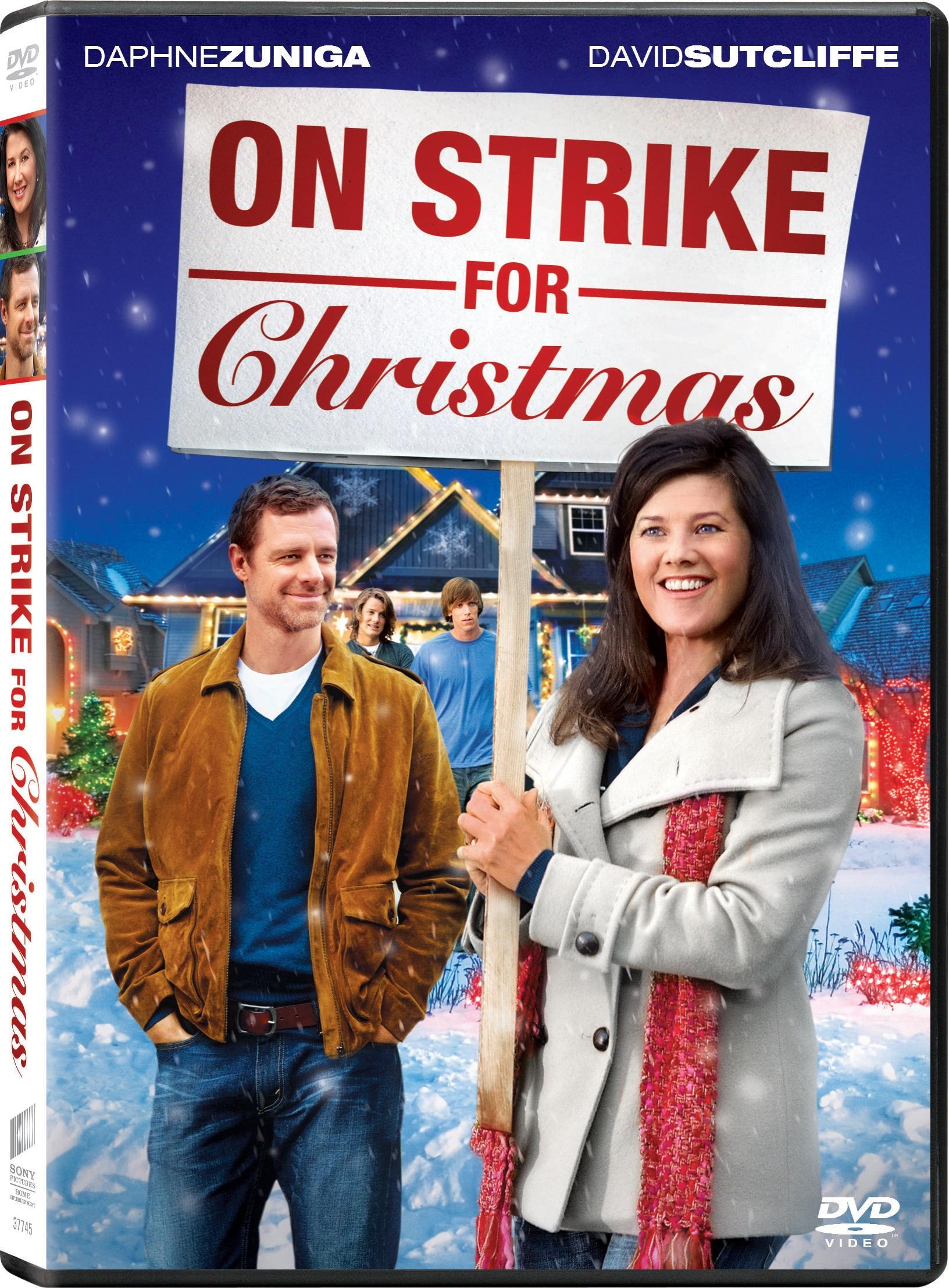 On Strike for Christmas (DVD)