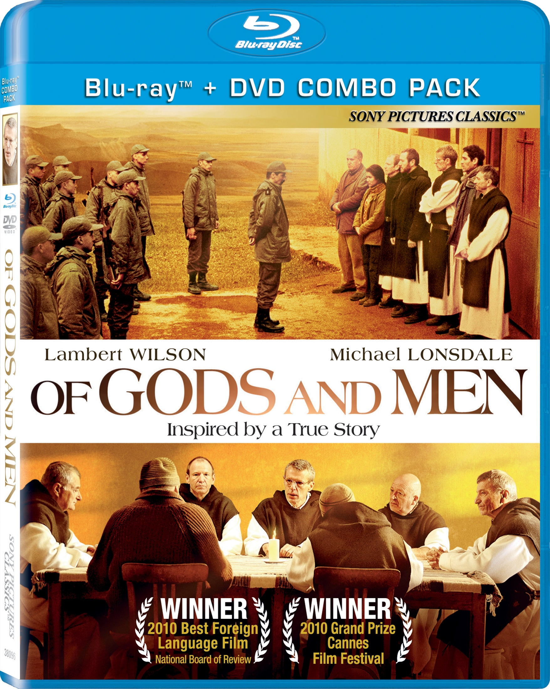 Of Gods and Men (Blu-ray/DVD)