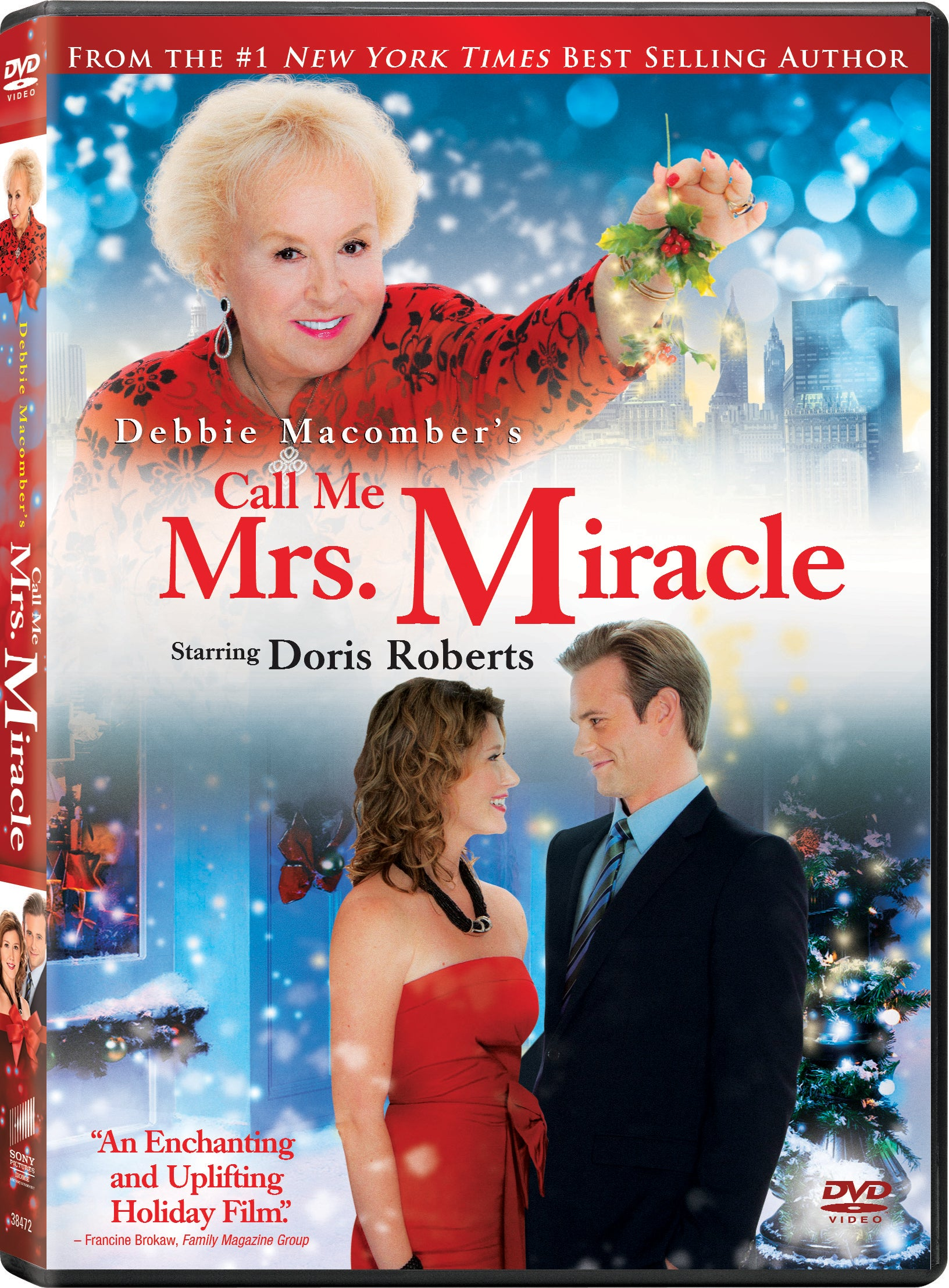 Call Me Mrs. Miracle (DVD)