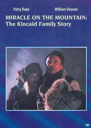 Miracle on The Mountain: The Kincaid Family Story (DVD)