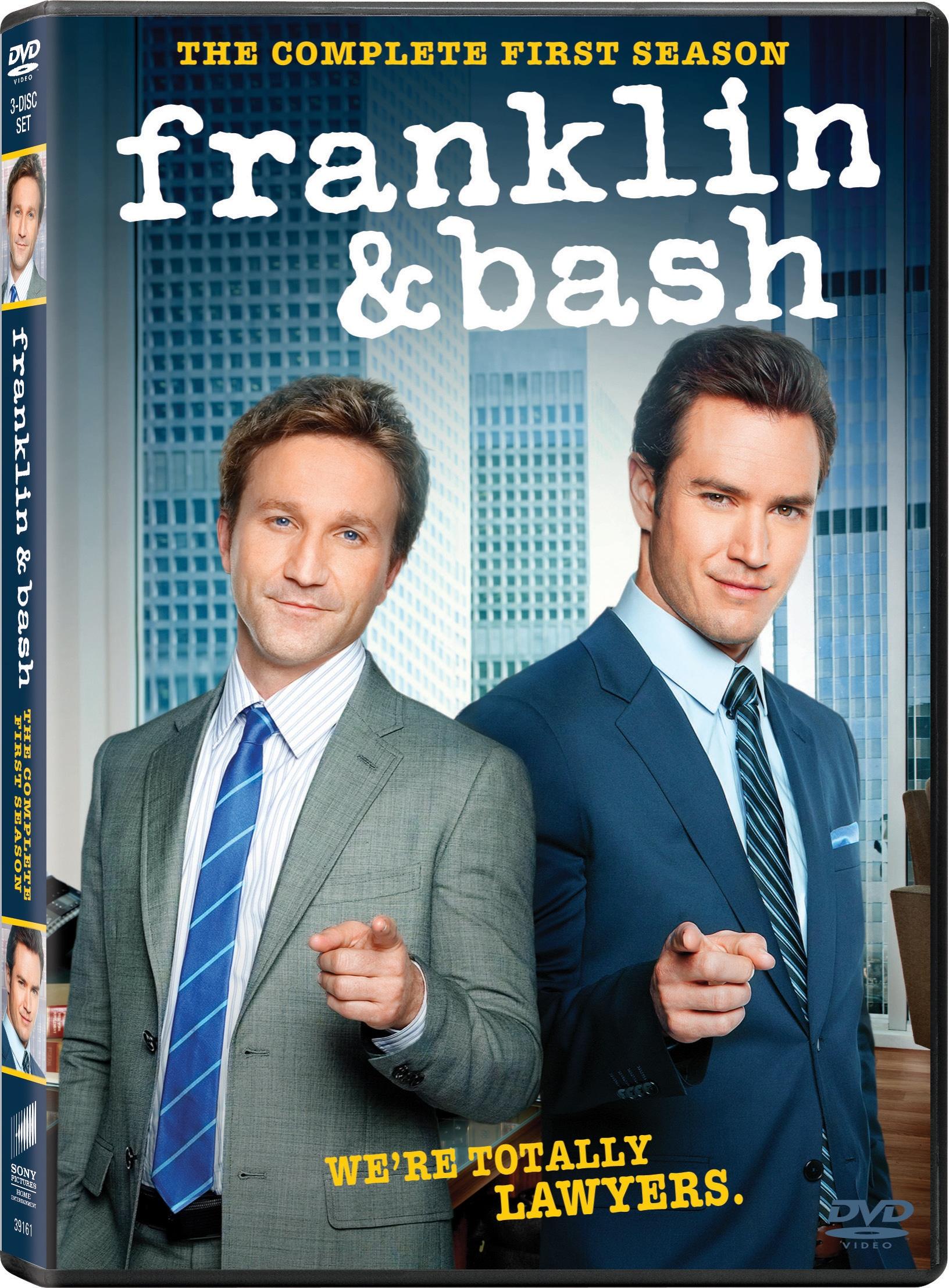 Franklin & Bash: Season 1 (DVD)