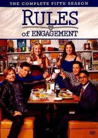Rules of Engagement: The Complete Fifth Season (DVD)