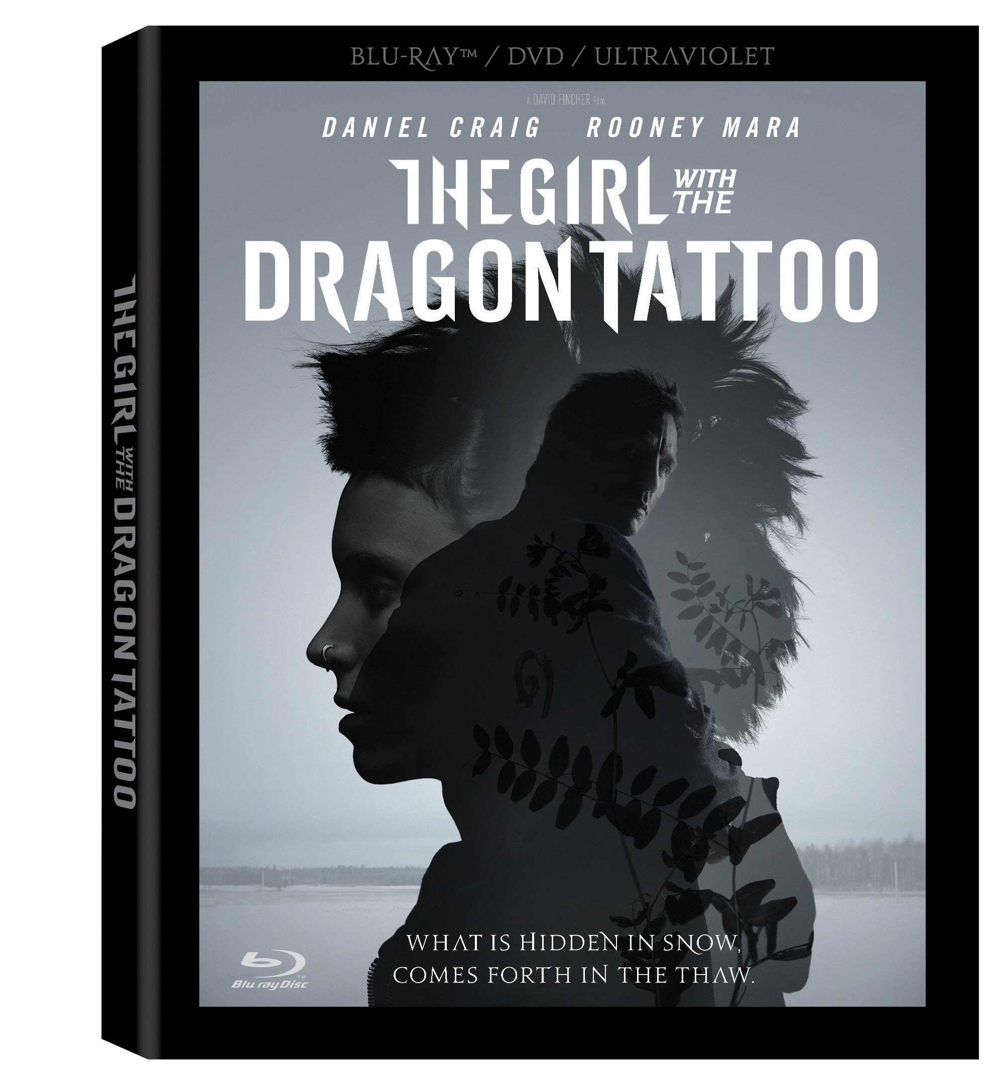 The Girl with The Dragon Tattoo (Combo) (Blu-ray Disc)