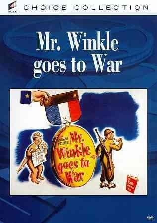 Mr. Winkle Goes to War (DVD)
