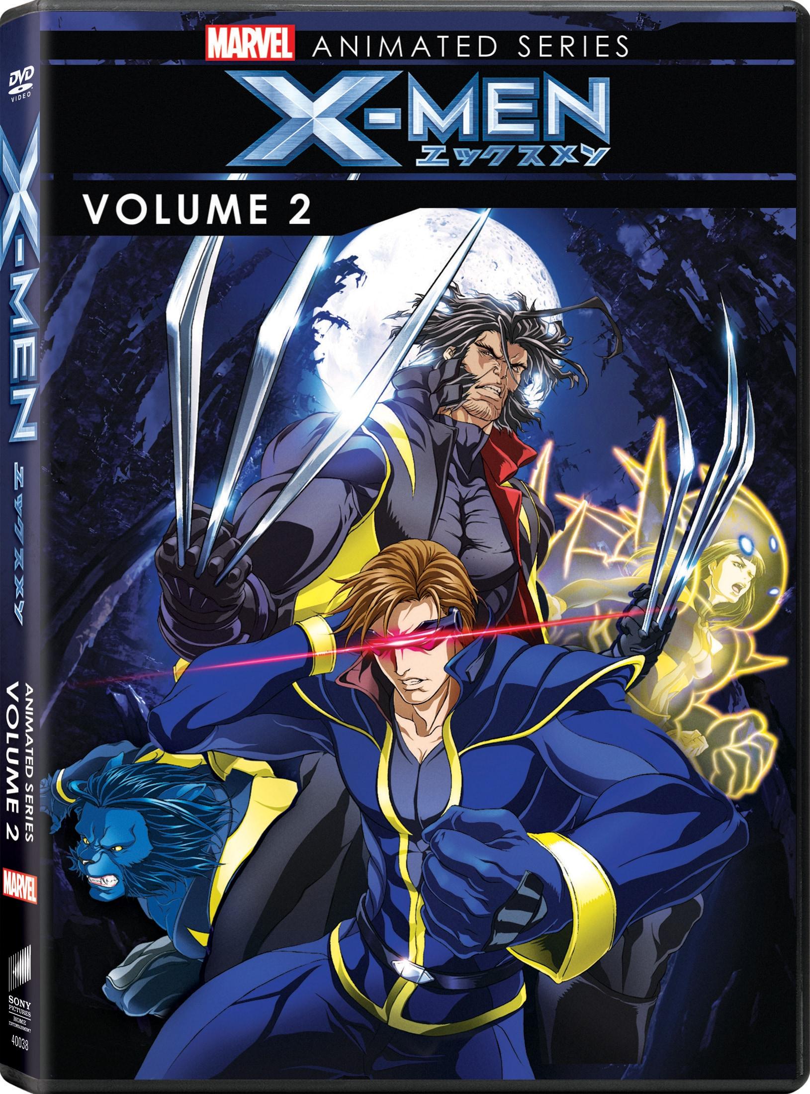 Marvel X-Men: Animated Series Vol. 2 (DVD)
