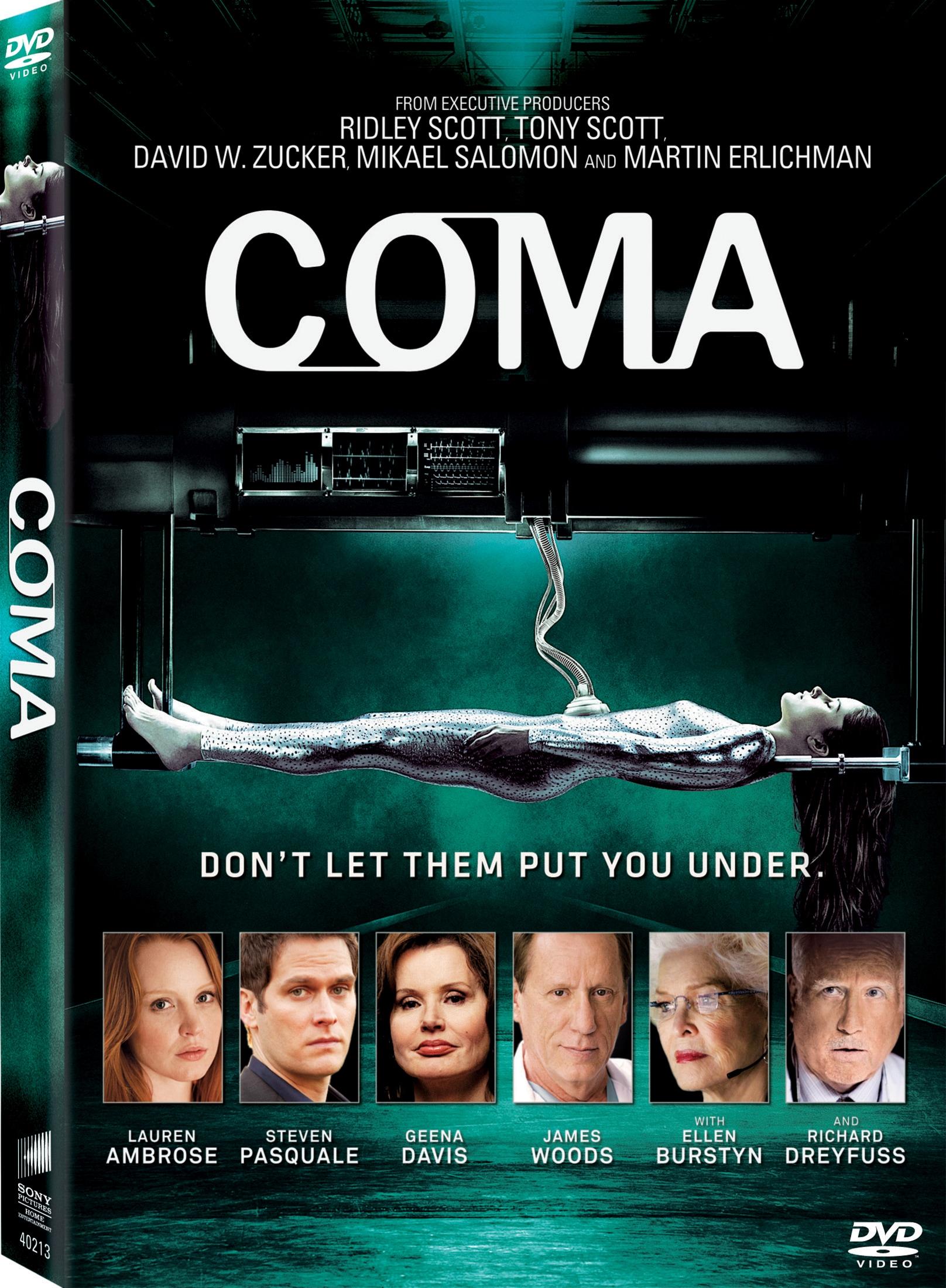 Coma (DVD)