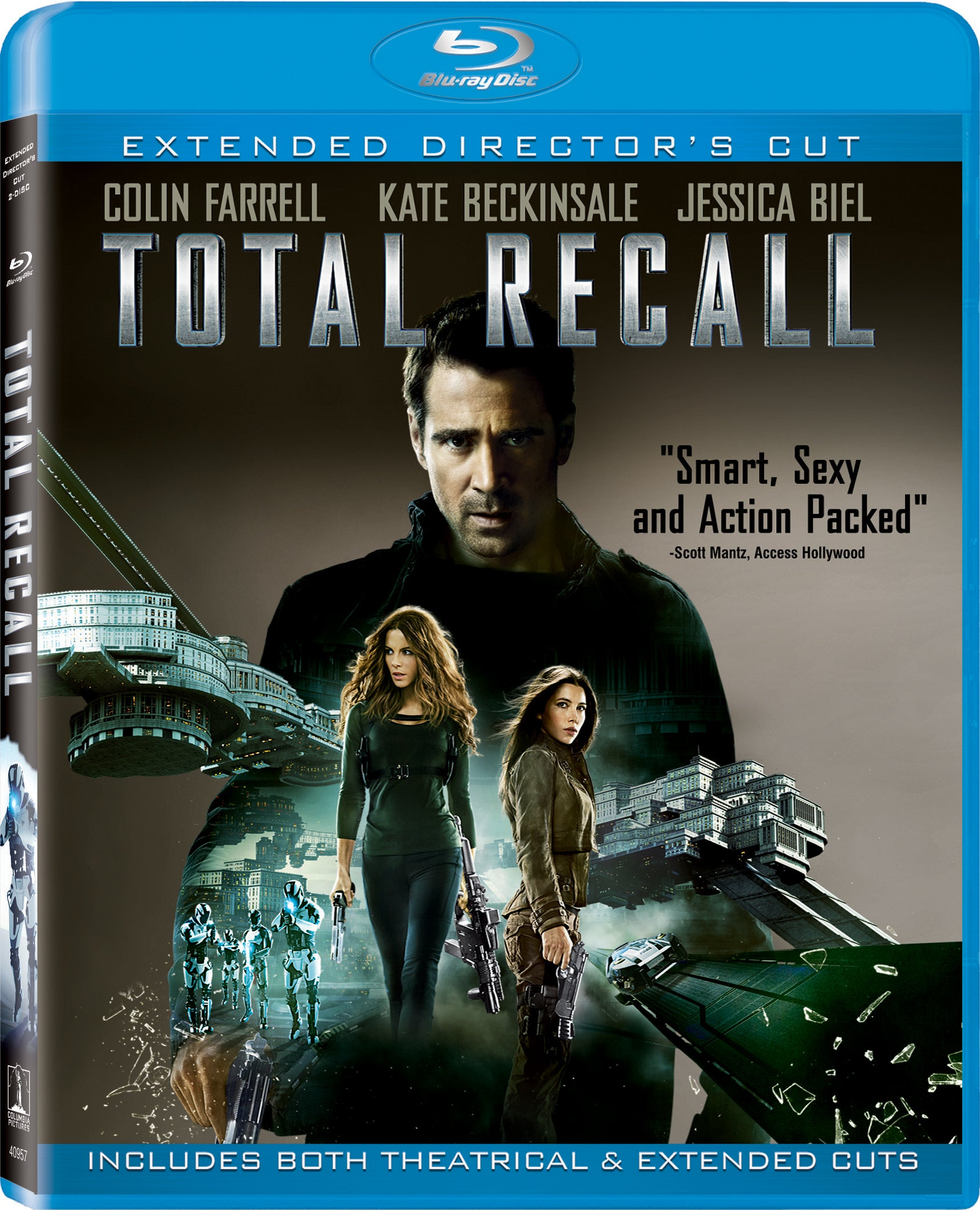 Total Recall (2012) (Blu-ray Disc) - Thumbnail 0