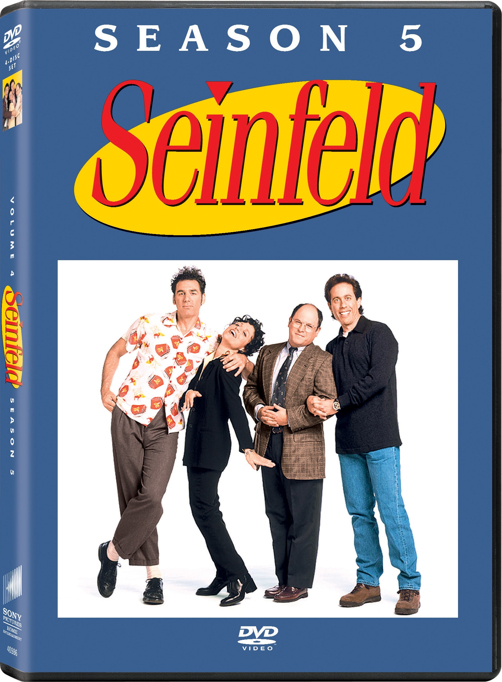 Seinfeld: The Complete 5th Season (DVD) - Thumbnail 0