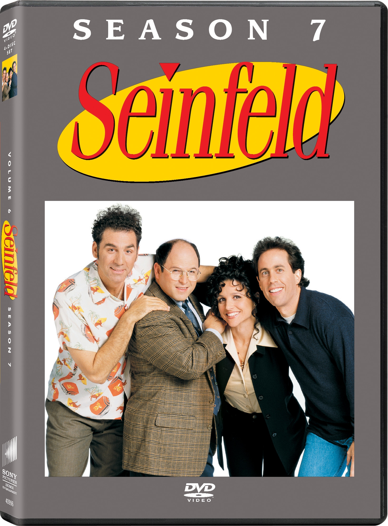 Seinfeld: The Complete 7th Season (DVD) - Thumbnail 0