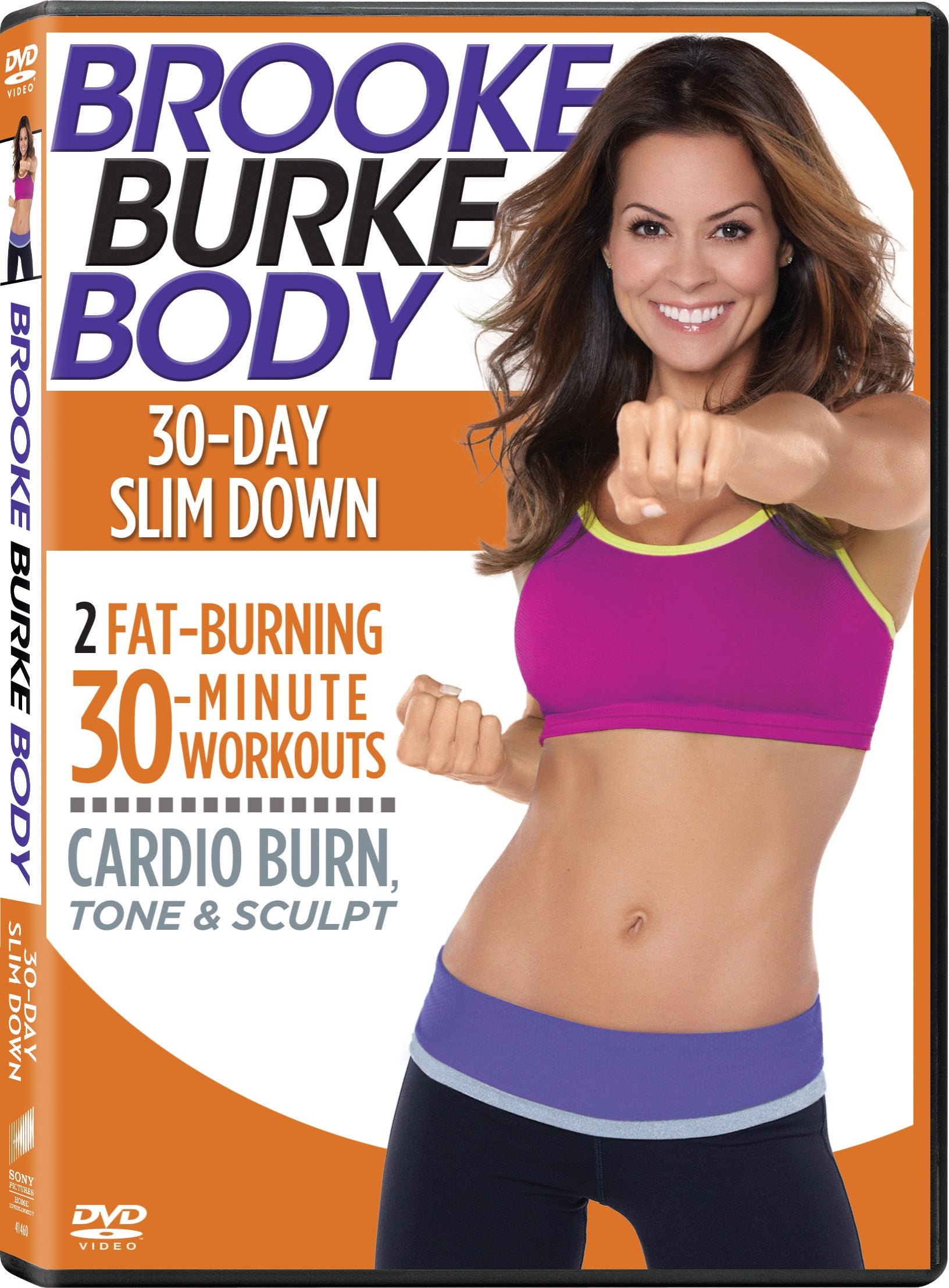 Brooke Burke Body: 30 Day Slim Down (DVD)