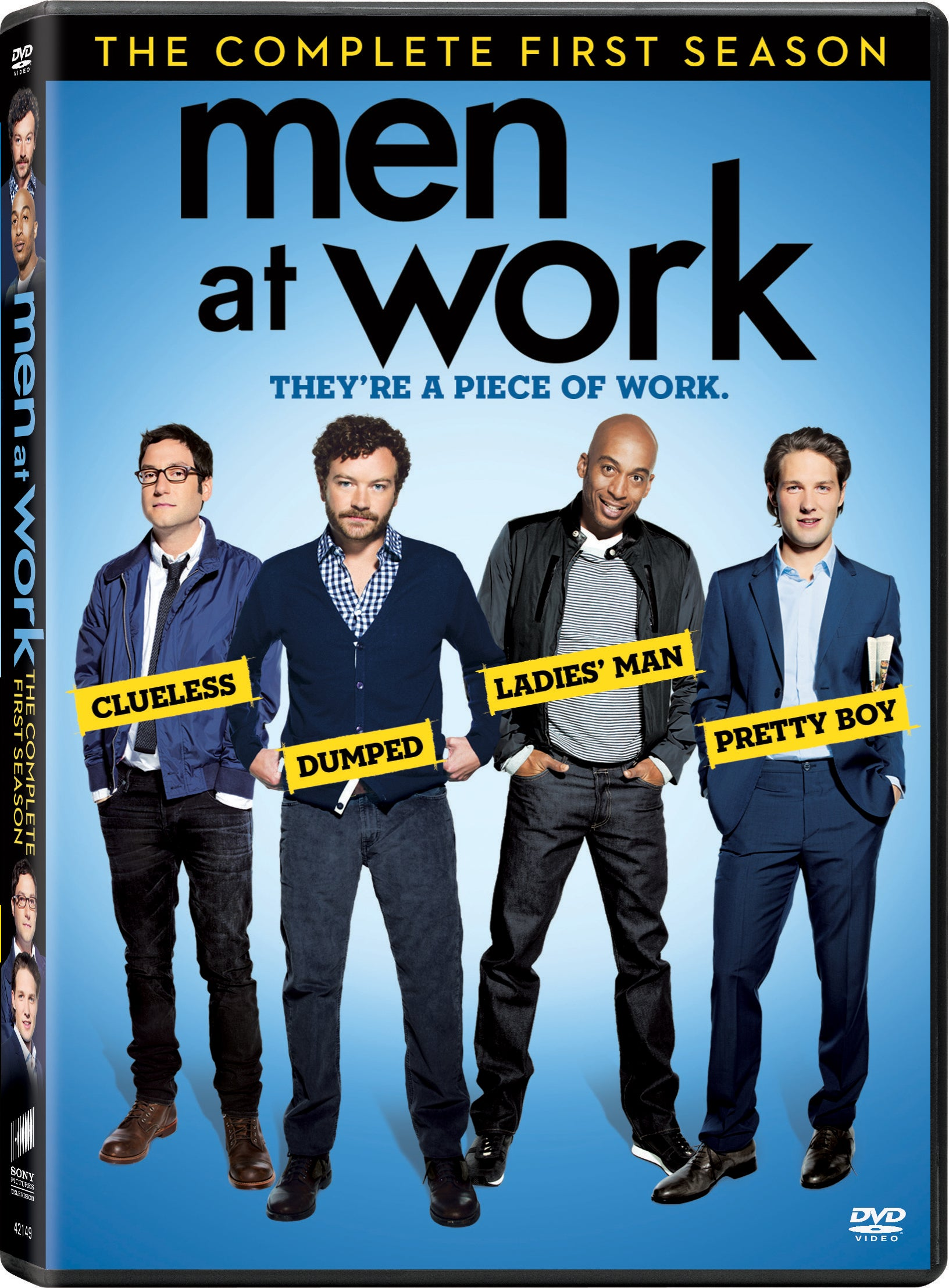 Men at Work: The Complete First Season (DVD)