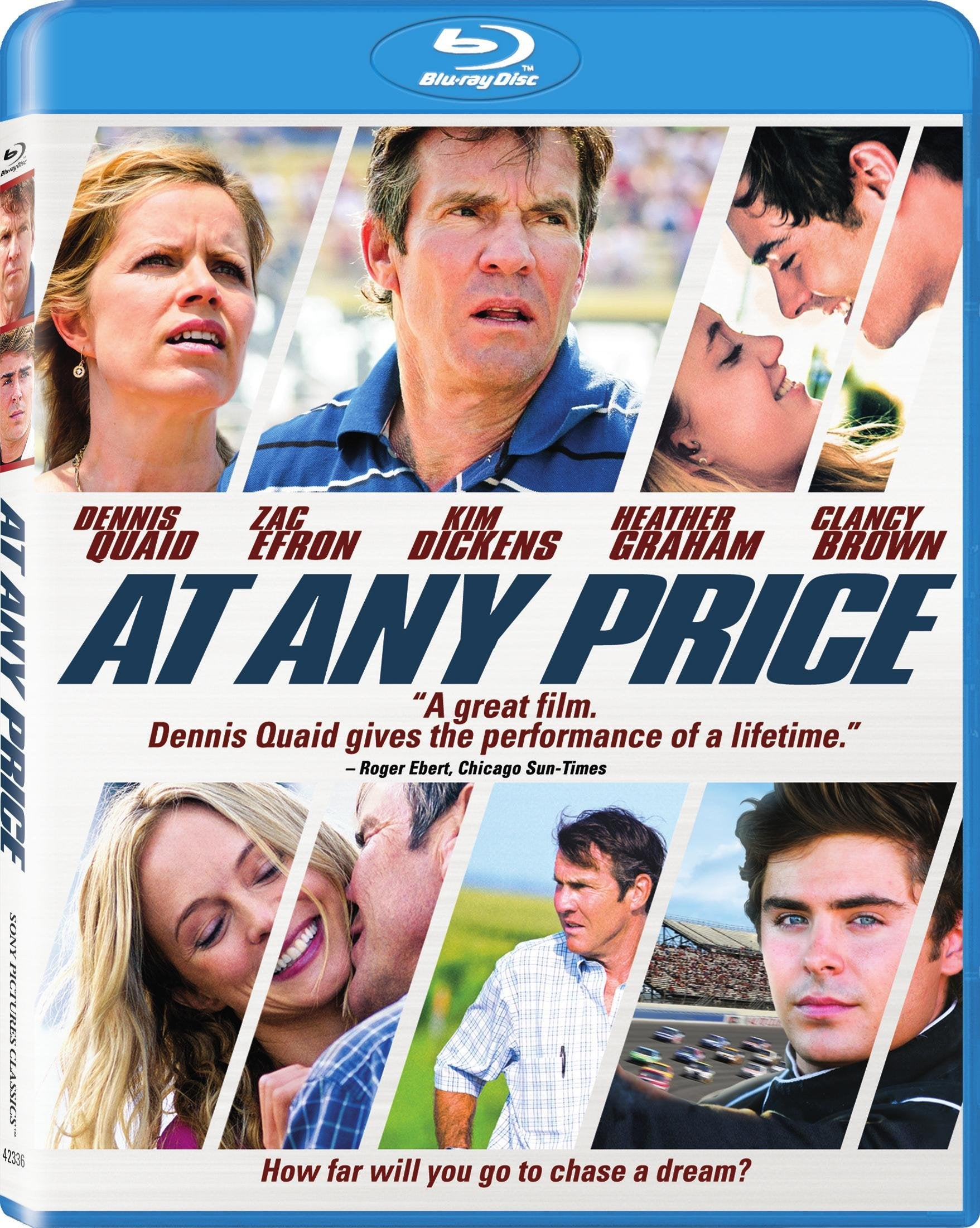 At Any Price (Blu-ray Disc)