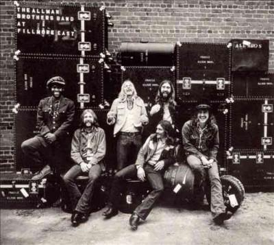Allman Brothers Band - Allman Brothers Band at Fillmore East