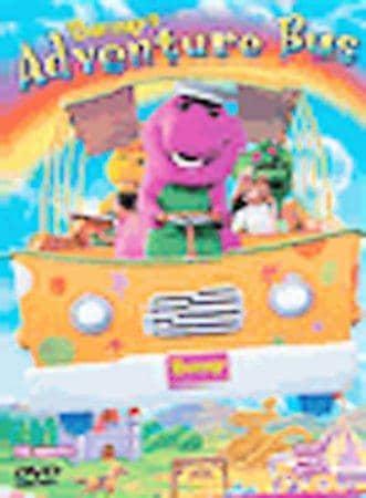 Barney: Adventure Bus (DVD)