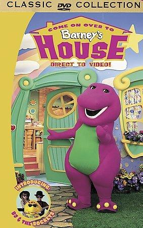 Come On over to Barney's House (DVD)