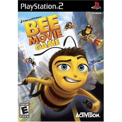 PS2 - The Bee Movie Game