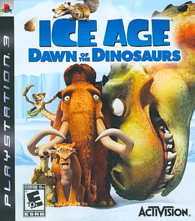 PS3 - Ice Age: Dawn of the Dinosaurs