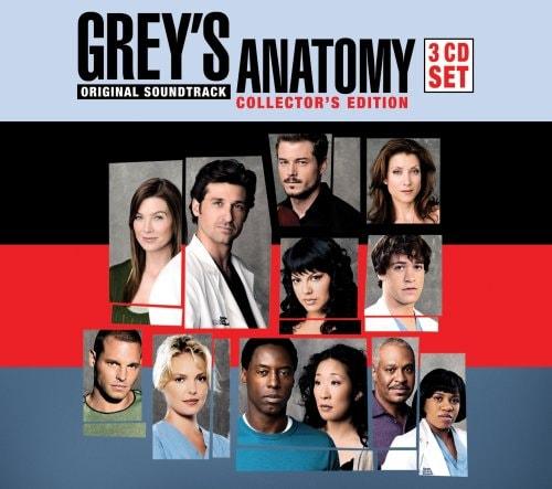 Various - Grey's Anatomy Collector's Edition Box