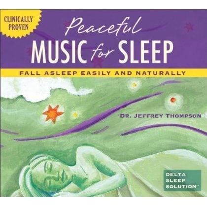 Dr. Jeffrey Thompson - Peaceful Music For Sleep
