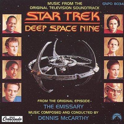 Various - Star Trek:Deep Space Nine-Emissary