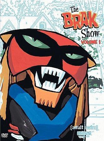 The Brak Show: Vol One (DVD)