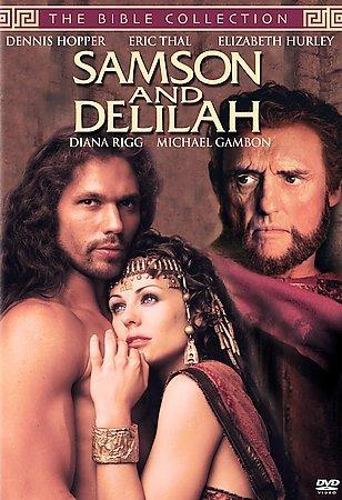 The Bible Collection: Samson and Delilah (DVD)