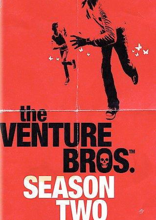 The Venture Bros.: Season Two (DVD)