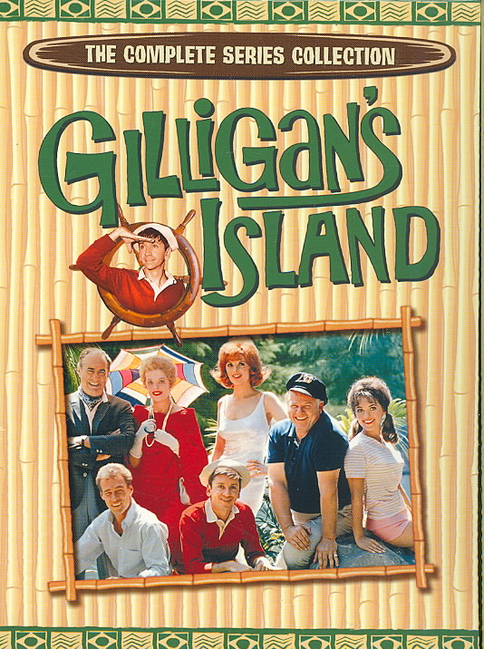 Gilligan's Island - The Complete Series Collection (DVD)