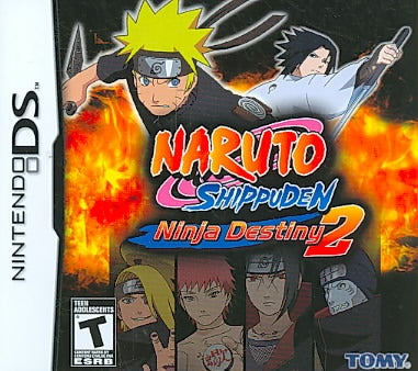 NinDS - Naruto Shippuden: Ninja Destiny 2